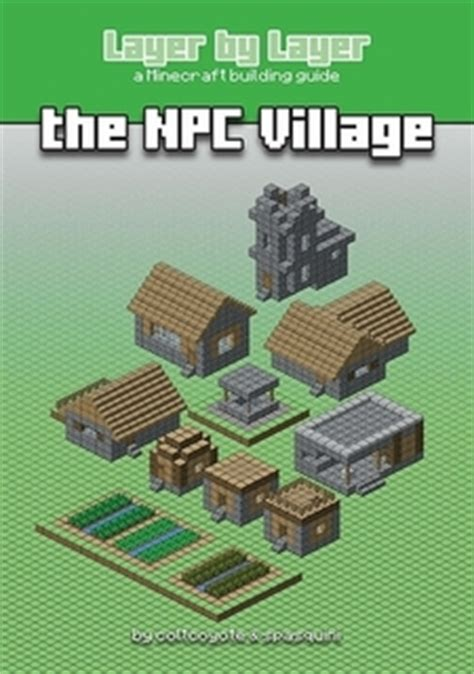 Large House Blueprints by Layer By Layer A Minecraft Building Guide The Npc
