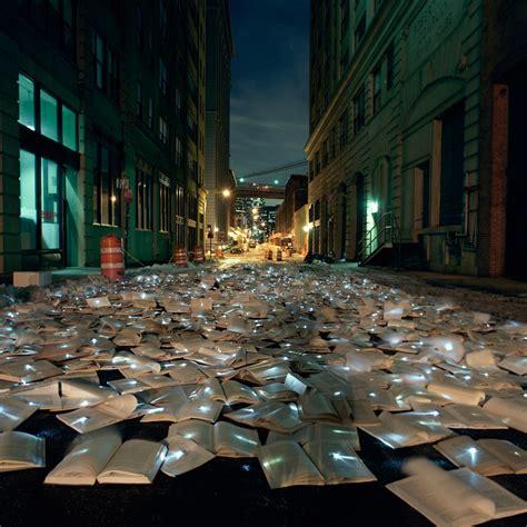 nyc light locations luzinterruptus literature versus traffic nyc unurth