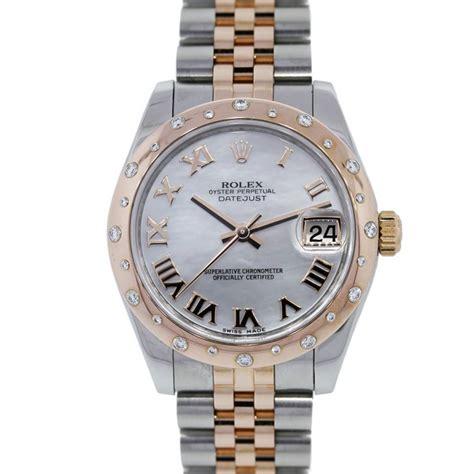 Rolex Datejust Combi Rosegold rolex datejust 178341 gold stainless steel