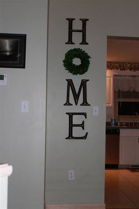 Home Letters home letters home letter sign home letters with wreath