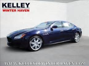 Used Maserati For Sale In Florida Used Maserati Quattroporte For Sale Florida Carsforsale