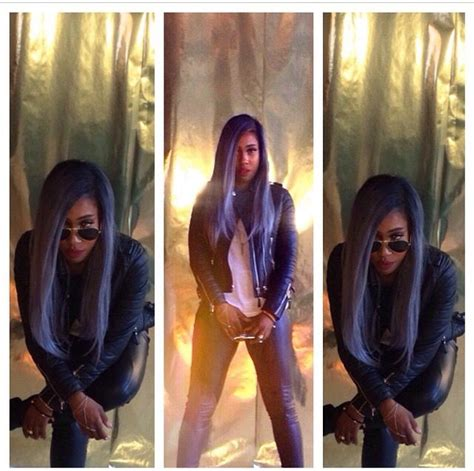 what color is sevyn streeter hair 17 best images about sevyn streeter on pinterest dean o