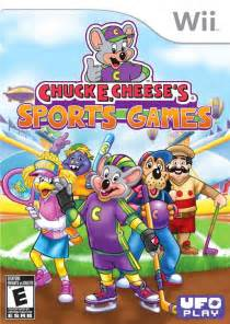 Little Toaster Goes To Mars Chuck E Cheese S Sports Games Nintendo Wii Game