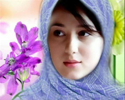 tutorial sanggul modern untuk muka bulat cara berjilbab wajah bulat hijab pashmina simple kreasi