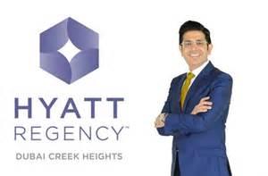 vipin khattar joins hyatt regency dubai creek heights as