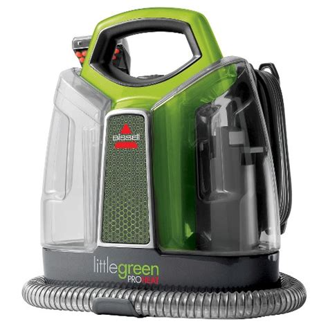 Green Upholstery Cleaner by Bissell 174 Green 174 Proheat Portable Upholstery And