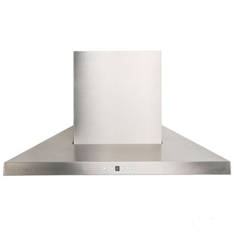 wall mounted range cavaliere contemporary range ap238 psl 30