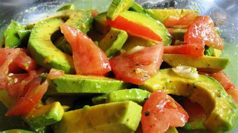 bolivian avocado and tomato salad recipe dishmaps