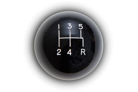 shift knob 301 moved permanently