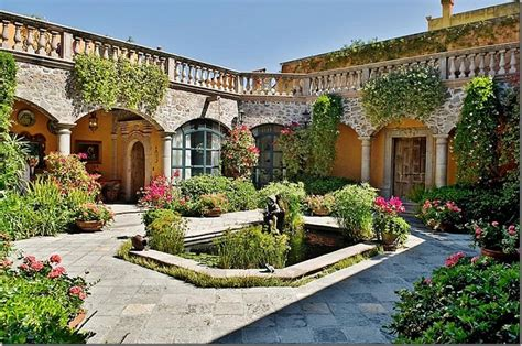Just Two Fabulous Courtyards by Fabulous Courtyard Patios Pools