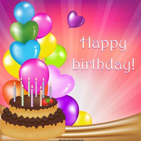 imagenes happy birthday mama tarjetas de felicitaci 243 n de cumplea 241 os gratis tarjetas