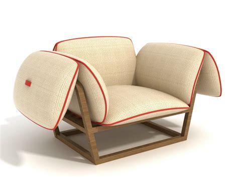 unusual armchairs unusual garden armchair has futuristic design