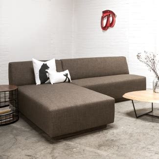 bisectional sofa jarvis bisectional by gus modern smart furniture