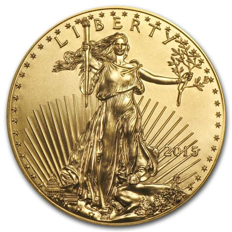 1 Ounce Silver Eagle Coins by 2015 1 Oz Gold Eagle Coin One Ounce Gold American Eagles
