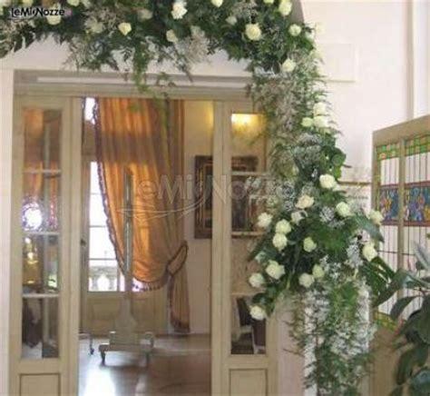 casa della sposa firenze foto 150 addobbi floreali location bianche per la