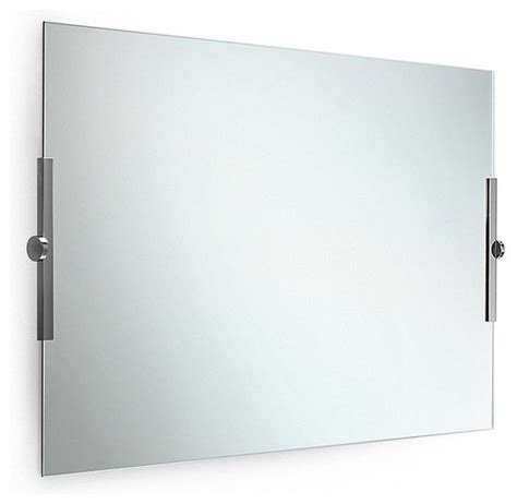 adjustable bathroom mirror speci 56686 adjustable mirror 32 3 quot x 19 7 quot contemporary