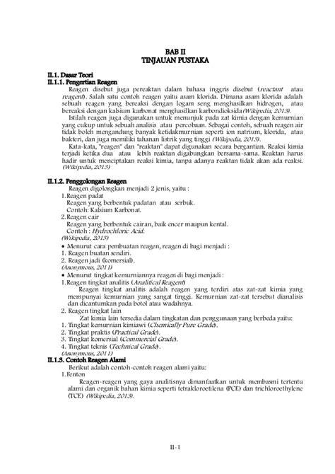 laporan praktikum membuat motor listrik sederhana laporan praktikum reagen