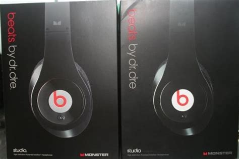 Beats Detox Vs Real Box by How To Detect Beats By Dr Dre Studio Headphones