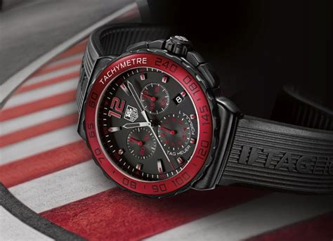 Tagheuer Formula 1 Mclaren Black tag heuer launched 2012 formula 1 collection new f1