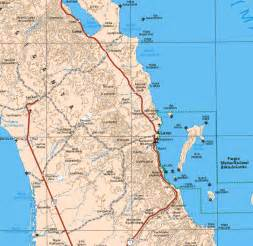 Map Of Baja California Mexico by Map Of Baja California Sur Pictures To Pin On Pinterest