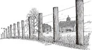 fence line 1 by jack g brauer