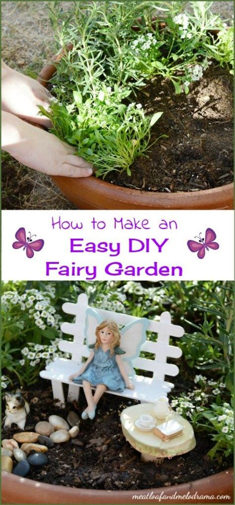 how to make a beautiful garden craftionary