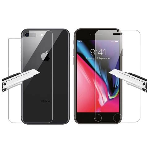 grossiste verre tremp 233 iphone 8 plus avant arri 232 re de protection