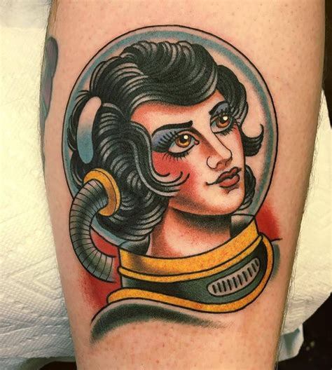traditional tattoo slo 372 best images about spaceman tattoos on