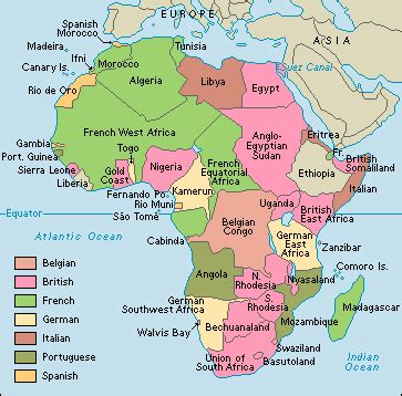 africa map imperialism mrshealyhistoryclass imperialism