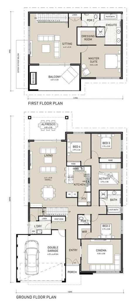 two storey house plans perth best 25 two storey house plans ideas on pinterest 2 storey house design story