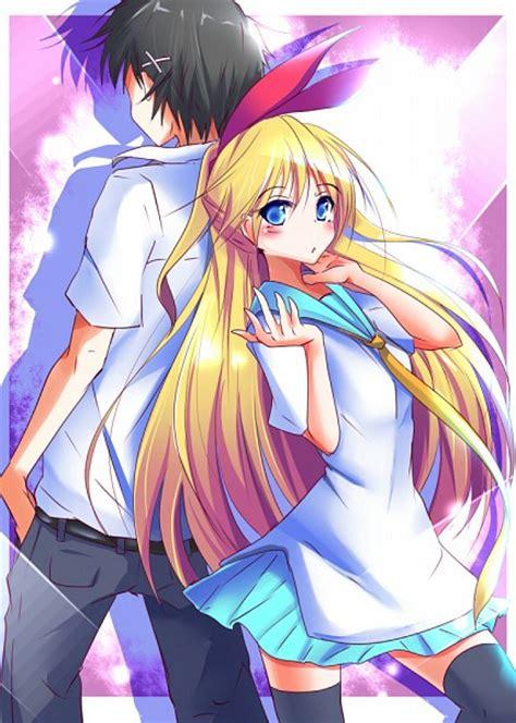 Kaos Anime Fullprint Nisekoi Chitoge Kirisaki 1 nisekoi 1139518 zerochan