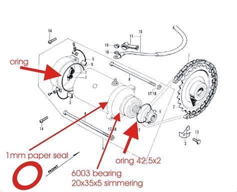 88 honda cb350k4 schematics honda rectifier regulator