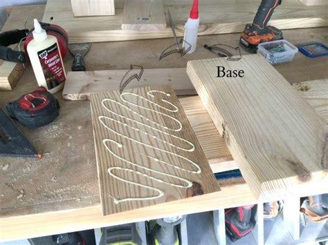 diy trestle entry table sawdust 2 stitches