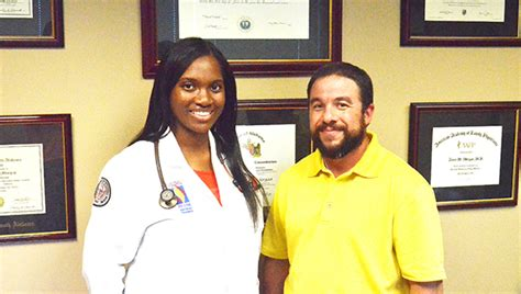 Jefferson Davis Hospital Birth Records Bmc Welcomes Resident With Brewton Ties The Brewton Standard