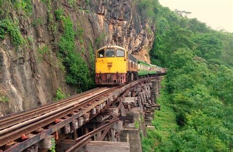 Family Train Travel in Thailand | Family Fun Canada
