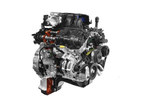 New Jeep Engine Pentastar V 6 Engine Announcement From Mopar