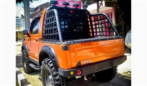 Lu Tembak Mobil Jeep jual nissan skyline r32 ori surat lengkap modifikasi