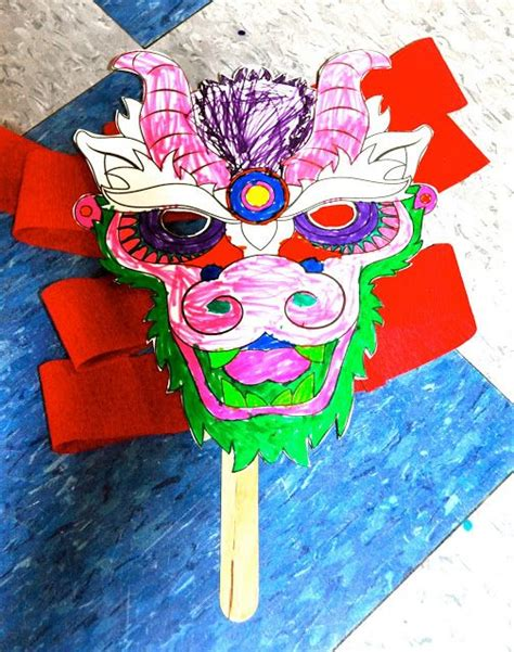new year activities masks for new year preschoolers create their own