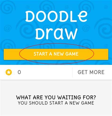 start een doodle zo speel je messengers eerste spelletje doodle