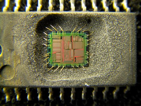 what is inside integrated circuits integrated circuit what is a quot die quot package electrical engineering stack exchange