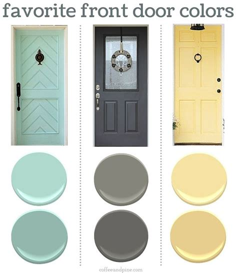 paint for front doors for house best 25 front door colours ideas on