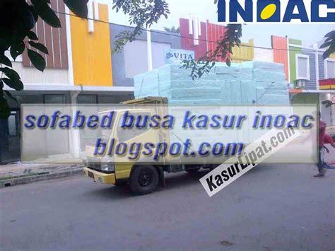 Sarung Kasur Lipat Inoac spesialis sofabed inoac