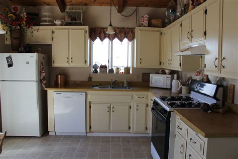How to redoing kitchen cabinets ward log homes