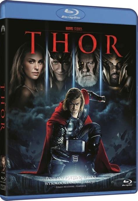 film thor lektor thor 2011 film blu ray