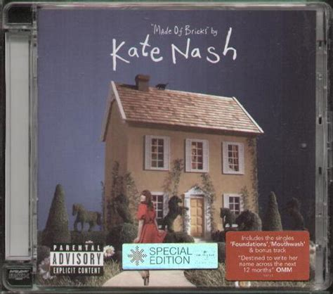 Made Of Bricks By Kate Nash by Kate Nash Made Of Bricks Records Lps Vinyl And Cds