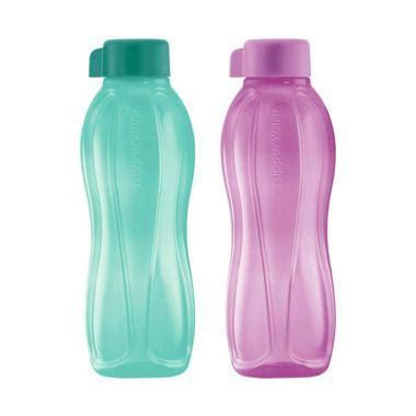 Botol Tupperware 750ml jual tupperware botol minum 750 ml 2 pcs harga