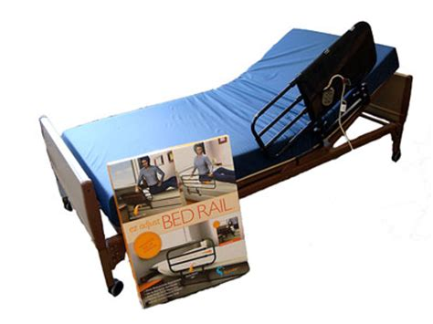 Buy Stander Ez Adjust Bed Rail With Organizer Pouch Canada