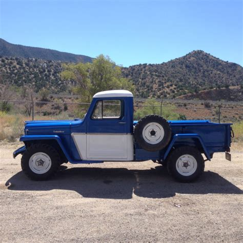 willys jeep truck for sale 1961 jeep willys truck willys truck 1961 for sale