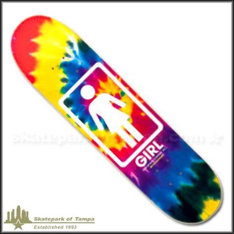 Rik Tye Dye rick howard tie dye deck in stock at spot skate shop