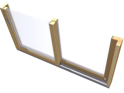 Lu Wood lift and slide patio doors